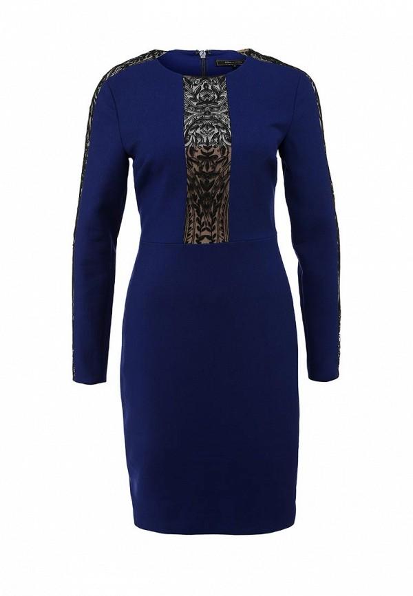 Платье-миди BCBGMAXAZRIA TCL69B03: изображение 1