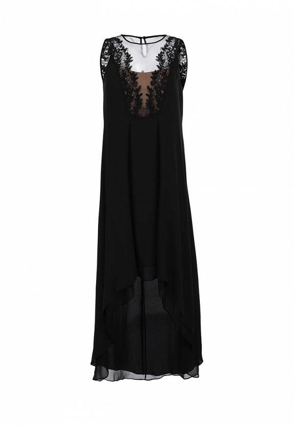 Платье-макси BCBGMAXAZRIA WQR60B74: изображение 1