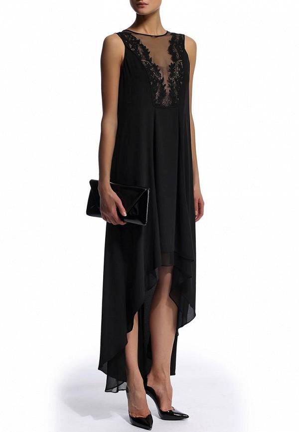 Платье-макси BCBGMAXAZRIA WQR60B74: изображение 4