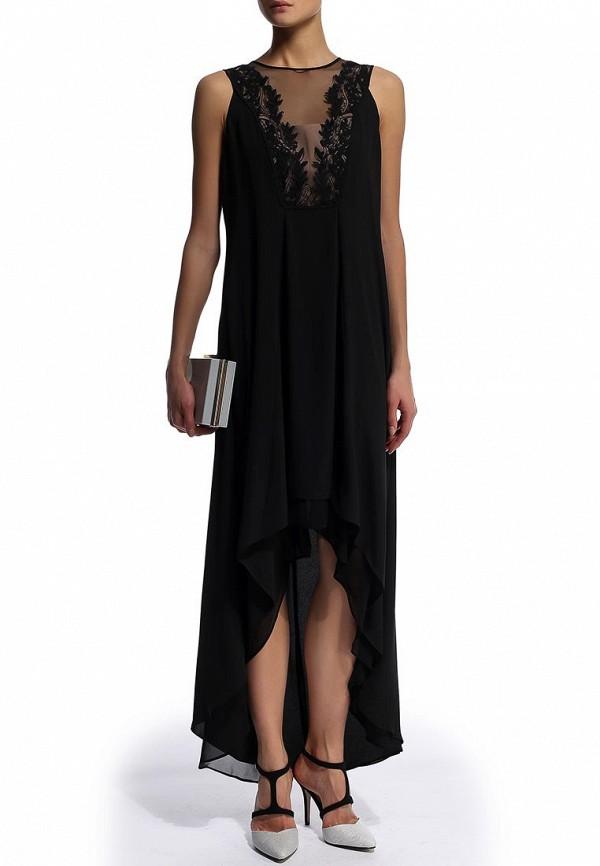 Платье-макси BCBGMAXAZRIA WQR60B74: изображение 6
