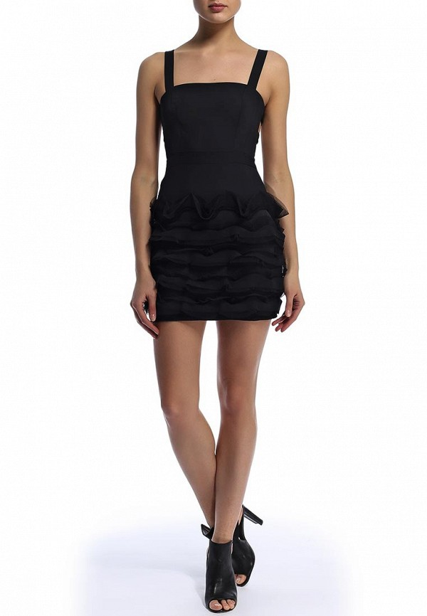 Платье-мини BCBGMAXAZRIA XVR60C39: изображение 3