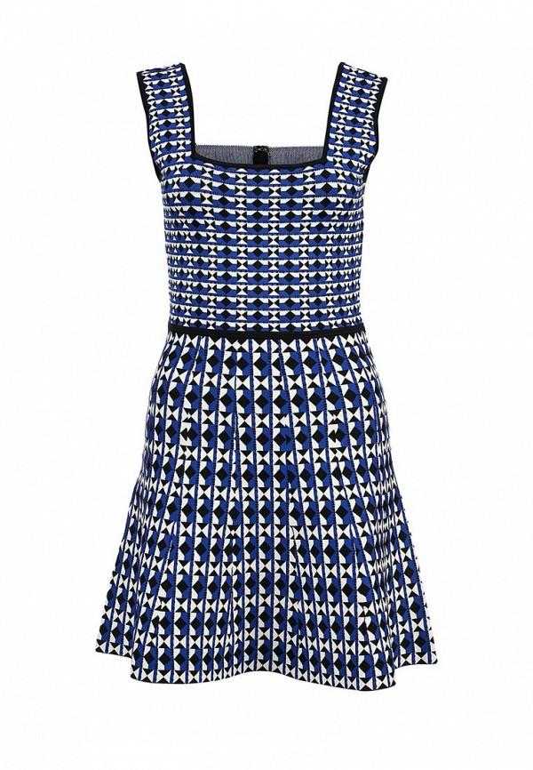 Платье-мини BCBGMAXAZRIA OOW6X242: изображение 1