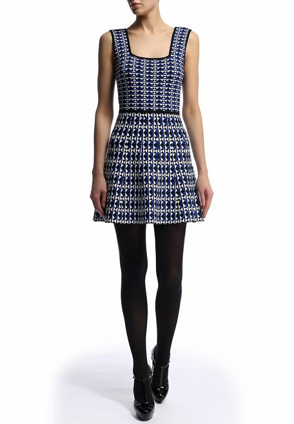 Платье-мини BCBGMAXAZRIA OOW6X242: изображение 6