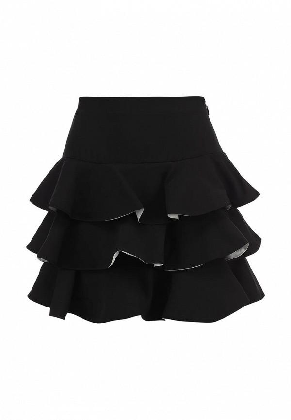 Широкая юбка BCBGMAXAZRIA WQR3E774: изображение 1