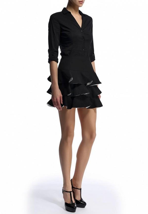 Широкая юбка BCBGMAXAZRIA WQR3E774: изображение 6