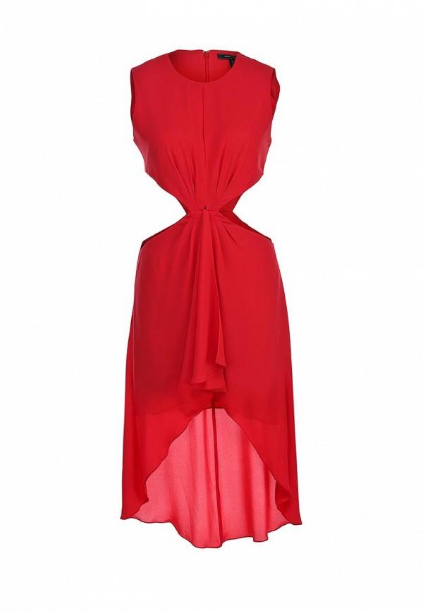Платье-мини BCBGMAXAZRIA WQR62A56: изображение 1