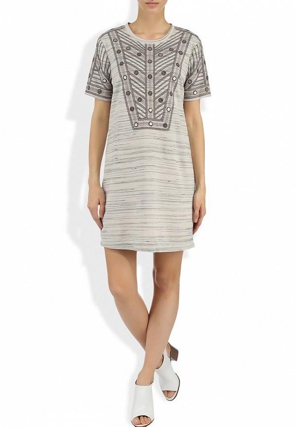 Платье-миди BCBGMAXAZRIA JPI62B60: изображение 6