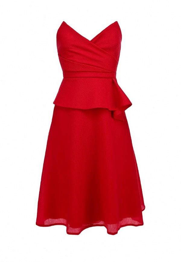 Платье-миди BCBGMAXAZRIA EXN66B27: изображение 1
