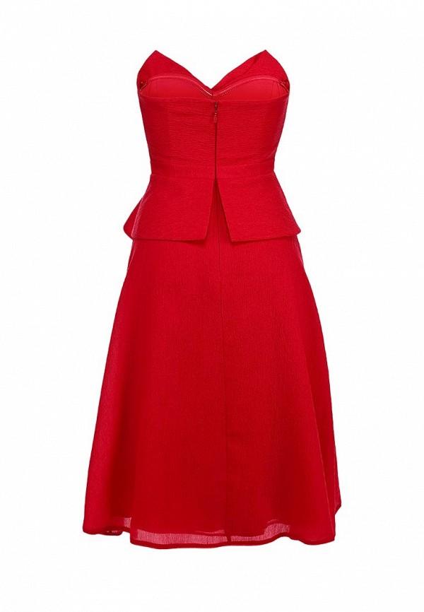 Платье-миди BCBGMAXAZRIA EXN66B27: изображение 3