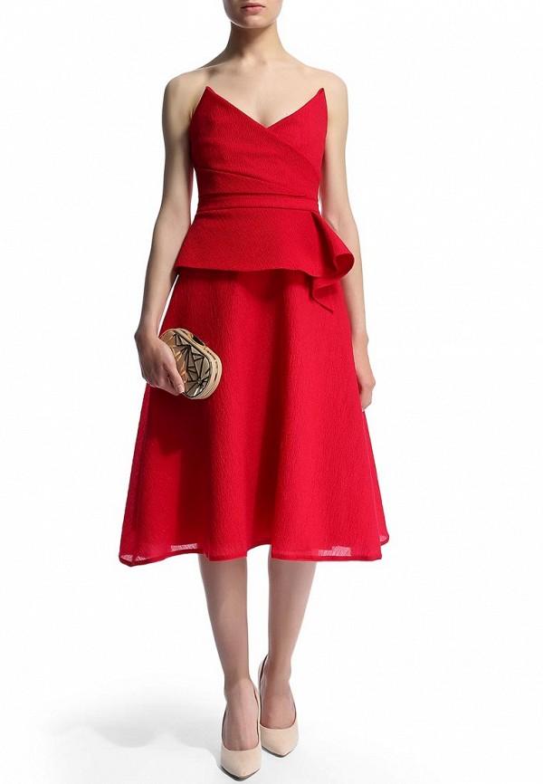 Платье-миди BCBGMAXAZRIA EXN66B27: изображение 6