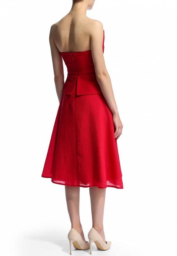 Платье-миди BCBGMAXAZRIA EXN66B27: изображение 8