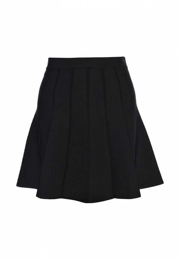Широкая юбка BCBGMAXAZRIA LHL3E509: изображение 1