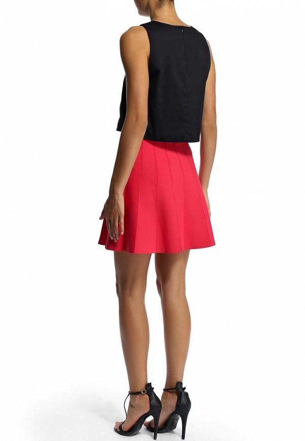 Широкая юбка BCBGMAXAZRIA LHL3E509: изображение 4