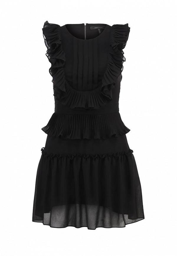 Платье-мини BCBGMAXAZRIA NRQ66B33: изображение 1