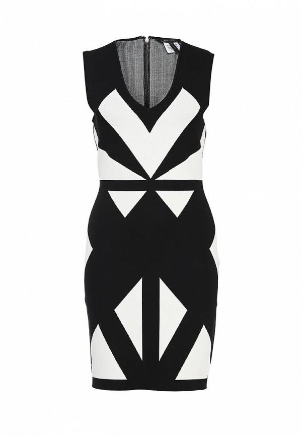 Платье-миди BCBGMAXAZRIA SUR63B69: изображение 1