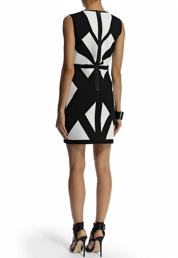 Платье-миди BCBGMAXAZRIA SUR63B69: изображение 8