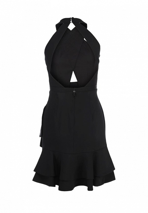 Платье-миди BCBGMAXAZRIA XVR64B30: изображение 3