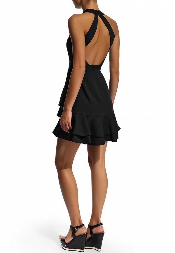 Платье-миди BCBGMAXAZRIA XVR64B30: изображение 8