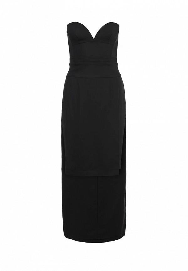 Вечернее / коктейльное платье BCBGMAXAZRIA XVR64B73: изображение 1