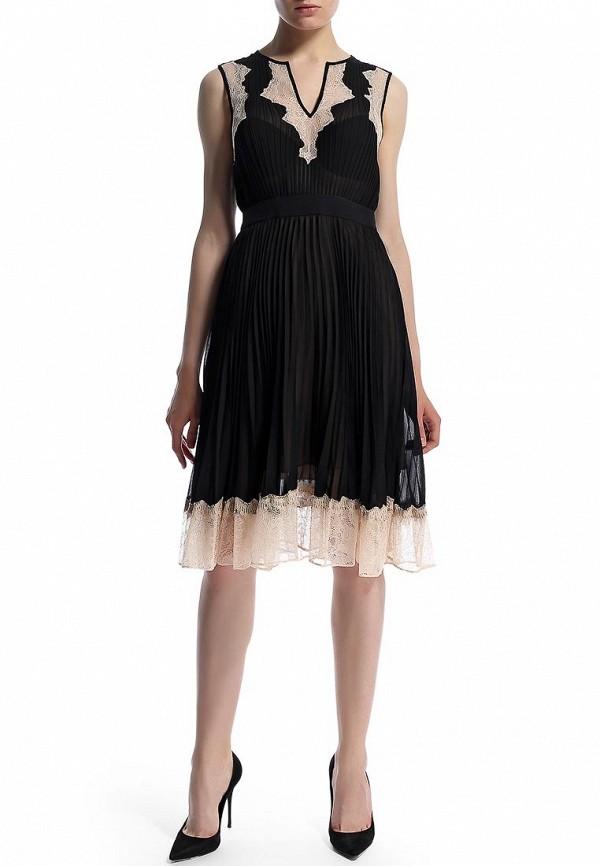 Платье-миди BCBGMAXAZRIA NRQ64A67: изображение 4