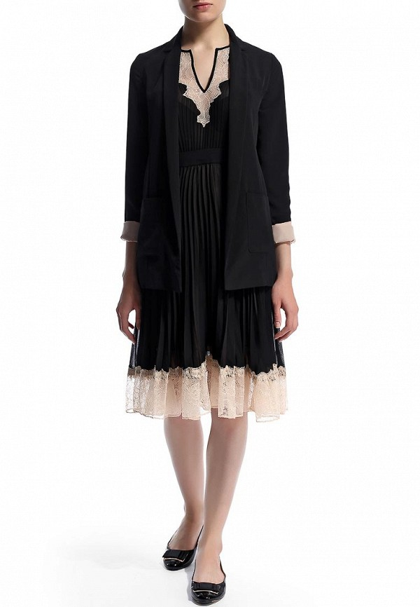 Платье-миди BCBGMAXAZRIA NRQ64A67: изображение 6