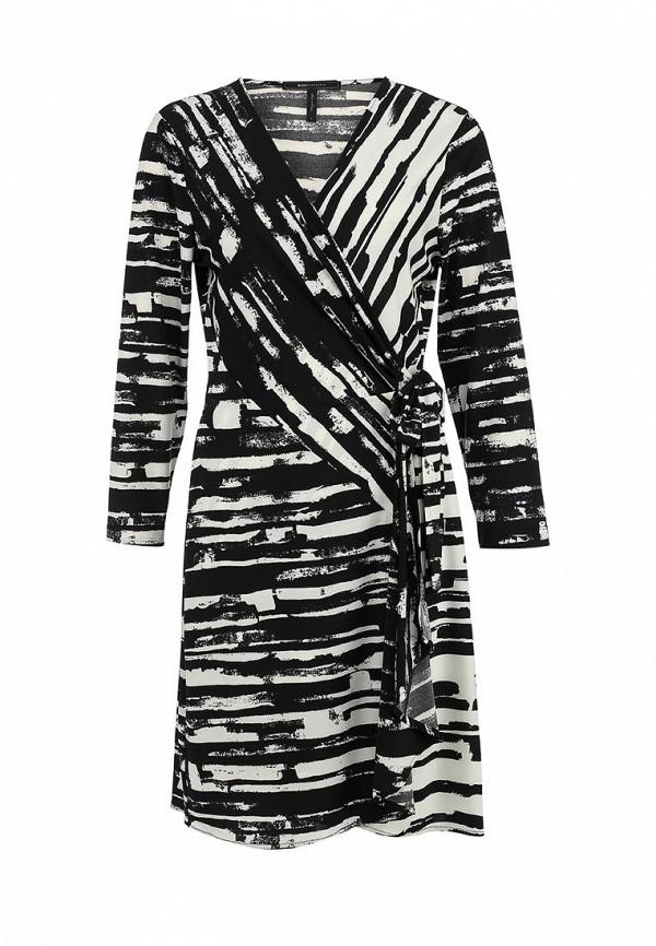 Платье-миди BCBGMAXAZRIA XXH62A77: изображение 1