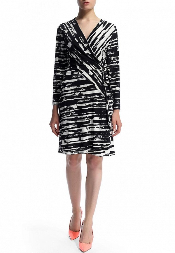 Платье-миди BCBGMAXAZRIA XXH62A77: изображение 4