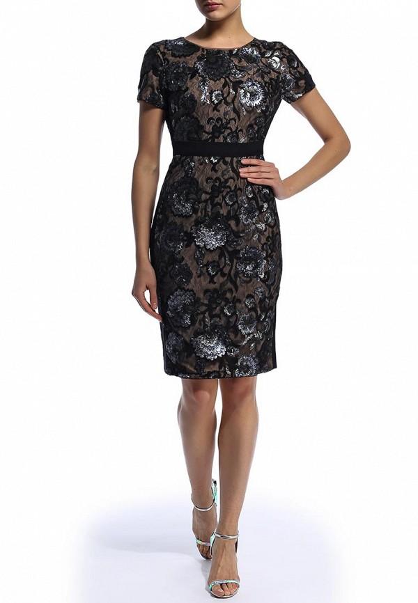 Платье-миди BCBGMAXAZRIA IFB64C59: изображение 3