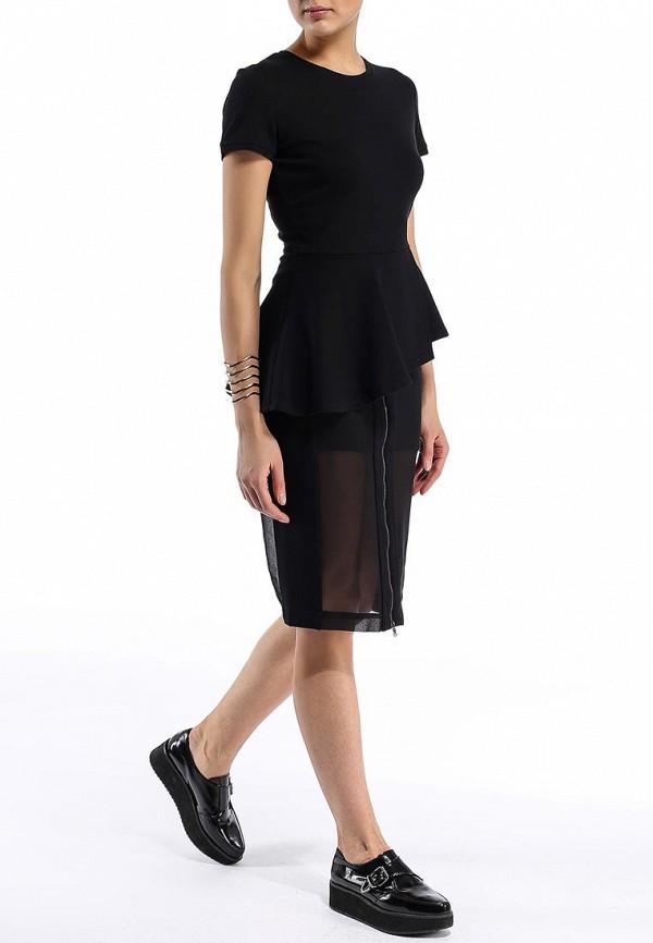 Прямая юбка BCBGMAXAZRIA NRQ3E943: изображение 6