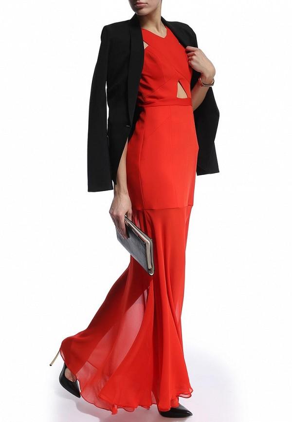 Платье-макси BCBGMAXAZRIA XVR61C25: изображение 5