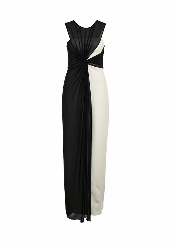 Платье-макси BCBGMAXAZRIA XVR63C53: изображение 1
