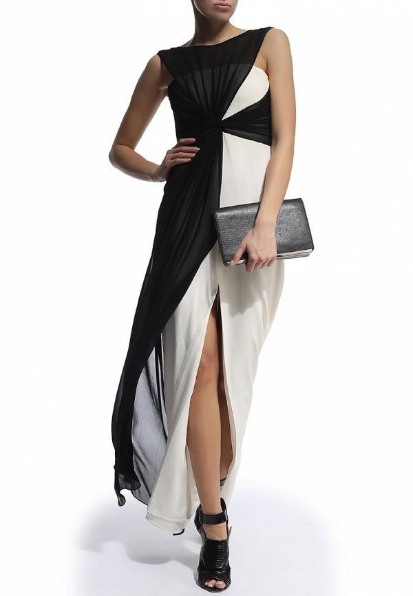 Платье-макси BCBGMAXAZRIA XVR63C53: изображение 2