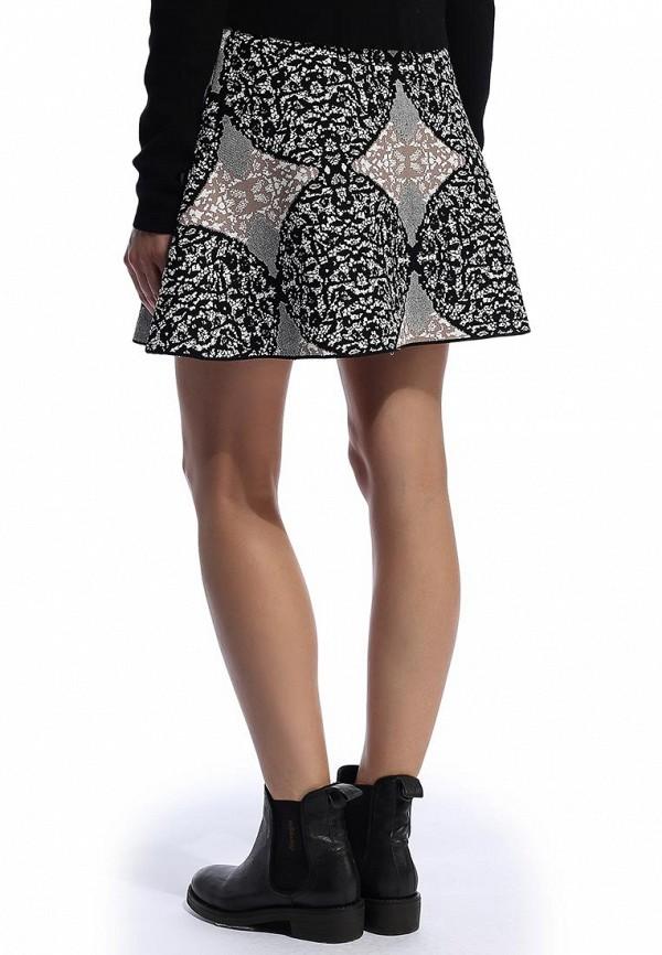 Широкая юбка BCBGMAXAZRIA DRY3E545: изображение 4
