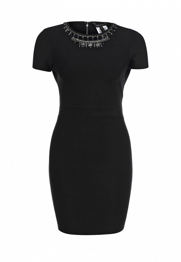 Платье-мини BCBGMAXAZRIA LHL60C02