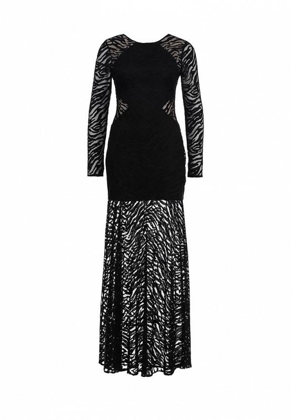 Платье-макси BCBGMAXAZRIA ADV67C89: изображение 1