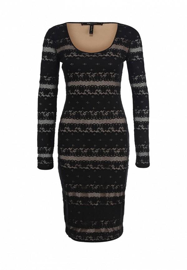 Платье-миди BCBGMAXAZRIA JBH68B05: изображение 2