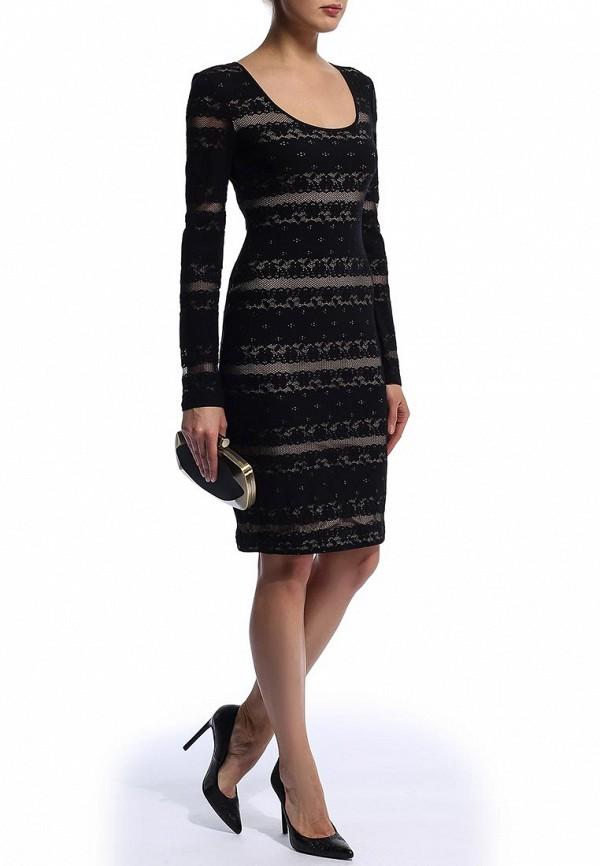 Платье-миди BCBGMAXAZRIA JBH68B05: изображение 4