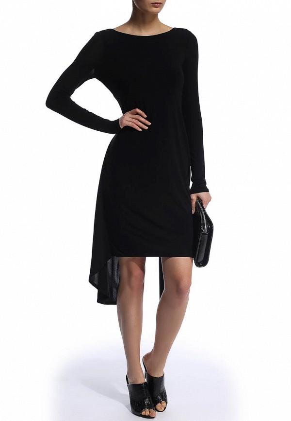 Платье-миди BCBGMAXAZRIA NYC61C97: изображение 4