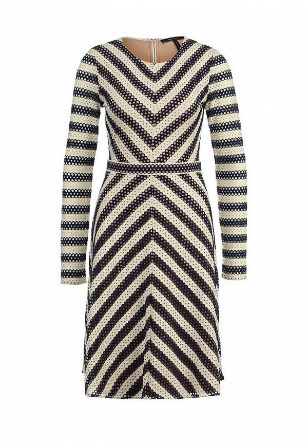 Платье-миди BCBGMAXAZRIA IBE68C98: изображение 2