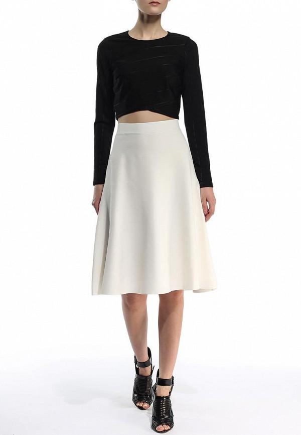 Широкая юбка BCBGMAXAZRIA LHL3F201: изображение 4