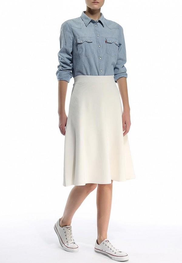 Широкая юбка BCBGMAXAZRIA LHL3F201: изображение 6