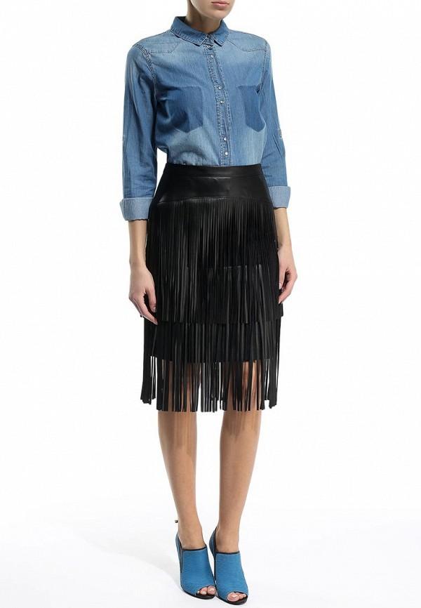 Прямая юбка BCBGMAXAZRIA NAL3F123: изображение 5