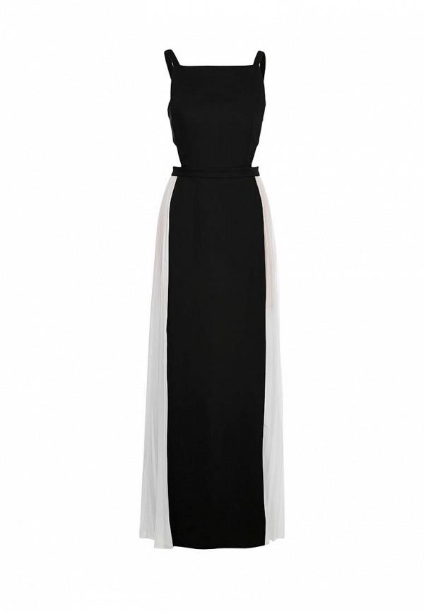 Платье-макси BCBGMAXAZRIA XVR69C90: изображение 1
