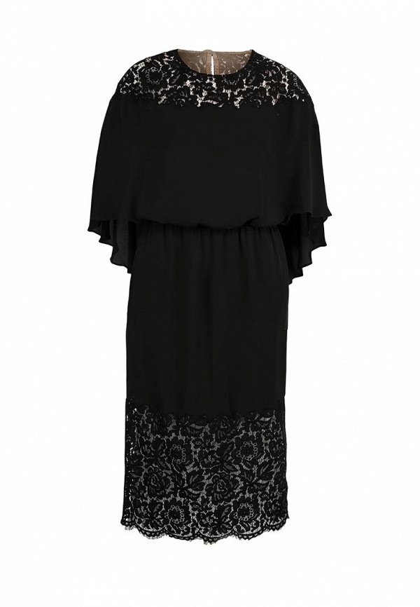 Платье-миди BCBGMAXAZRIA WQR64D39: изображение 1