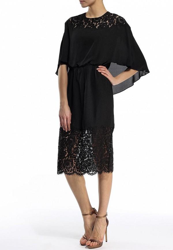 Платье-миди BCBGMAXAZRIA WQR64D39: изображение 3