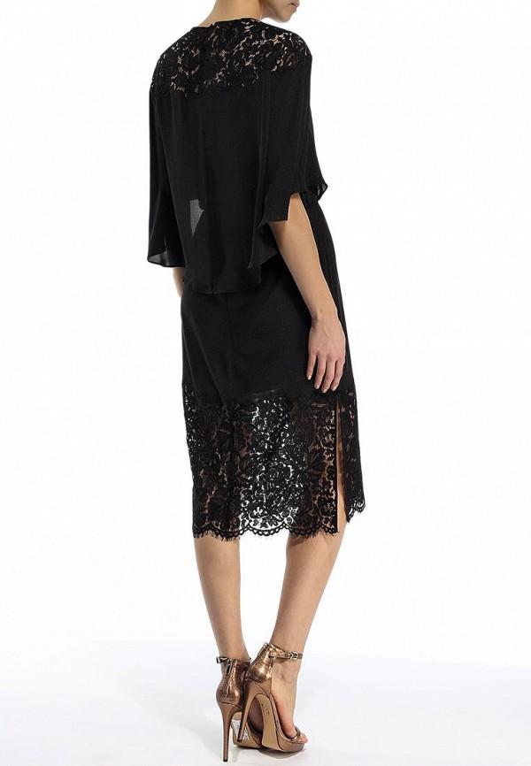 Платье-миди BCBGMAXAZRIA WQR64D39: изображение 4