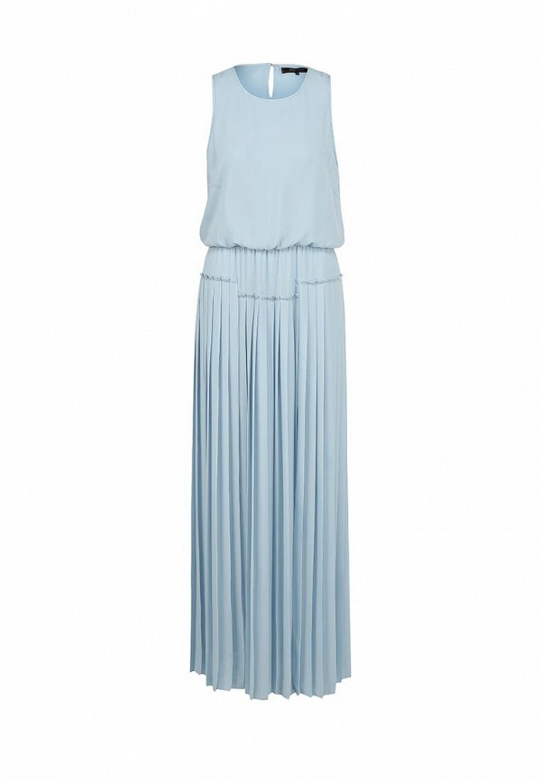 Платье-макси BCBGMAXAZRIA WQR65D55: изображение 1