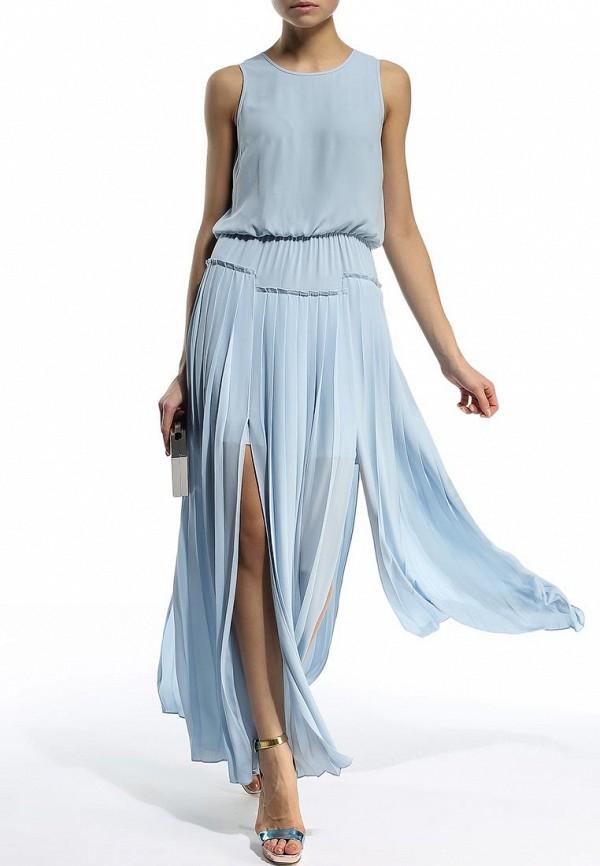Платье-макси BCBGMAXAZRIA WQR65D55: изображение 2