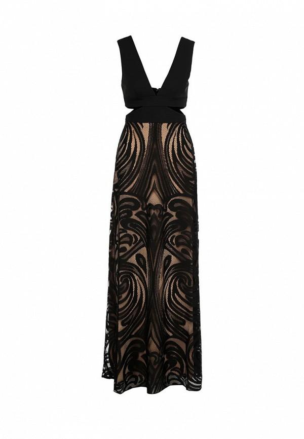 Платье-макси BCBGMAXAZRIA PCF61D02