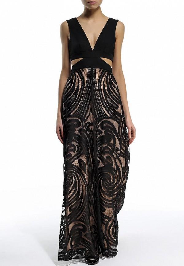 Платье-макси BCBGMAXAZRIA PCF61D02: изображение 4